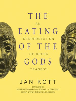 cover image of The Eating of the Gods